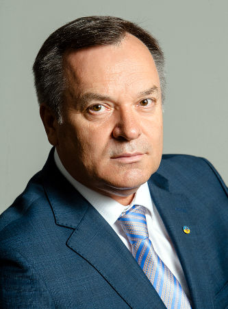 Mykola Chotii, Chairman of the Board of JSC «COMINVESTBANK»