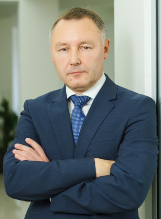 Miroslav Hisem, Board Chairman of the PJSC «COMINVESTBANK»