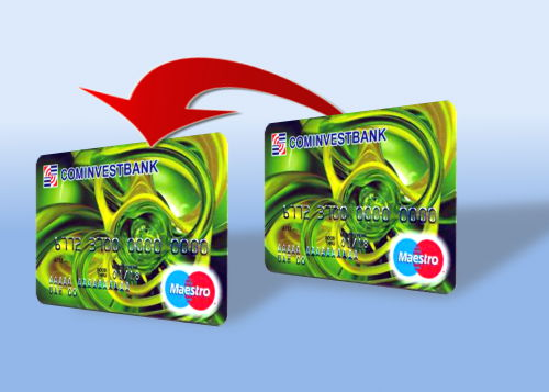 COMINVESTBANK CARDS MONEY C2C TRANSFERS
