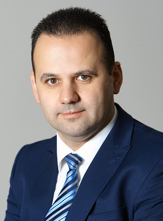 Yuriy Zhurki, Deputy Chairman of the Board of JSC «COMINVESTBANK», Board Member